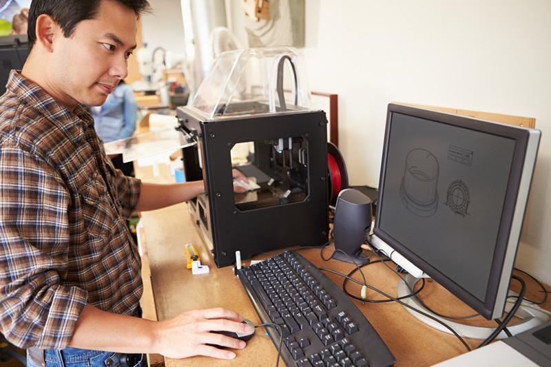 3D打印制作