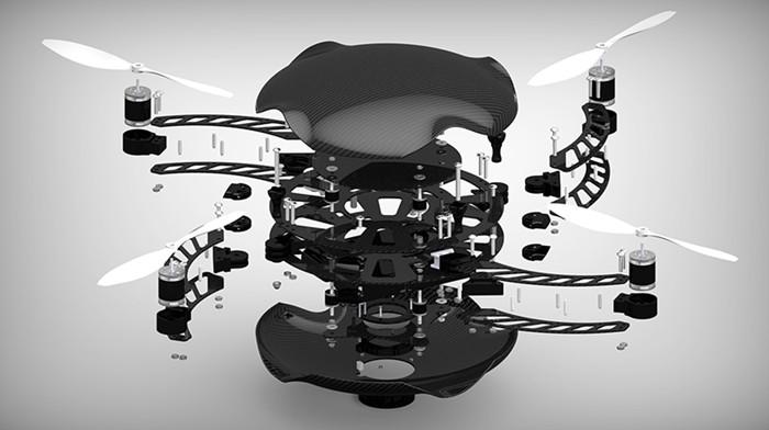 無人機結構設計